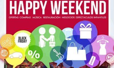 AionSur HAPPY-WEEKEND-2017-400x240 I Edición del Happy Weekend, comercio y ocio unidos en una misma feria Estepa Provincia