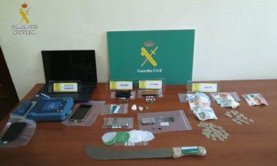 AionSur PUNTO-DE-VENTA-400x240 La Guardia Civil desmantela un punto muy activo de venta de droga al menudeo en Paradas Sucesos Paradas