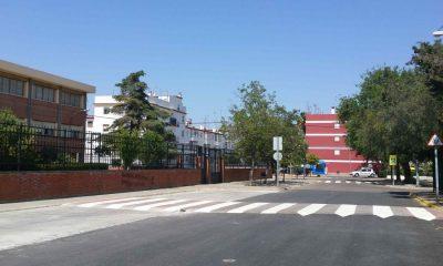 "AionSur calle-aceso-colegio-almendral-CARMONA-400x240 Renovada la calle de acceso al colegio ""El Almendral"" en Carmona Carmona Provincia"