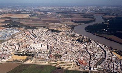 AionSur: Noticias de Sevilla, sus Comarcas y Andalucía coria-del-rio-aerea-400x240 Detenido en Coria un ladrón multirreincidente que utilizó a dos menores para transporta lo robado Sucesos