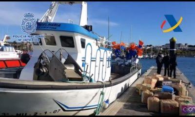 AionSur policia-400x240 Incautadas más de tres toneladas de hachís en una operación contra el narcotráfico en la costa de Huelva Andalucía Huelva