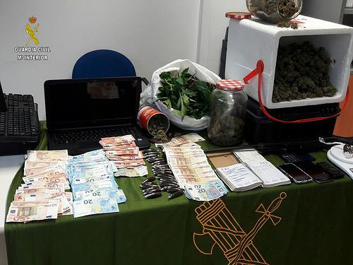 AionSur 33880534593_4a00c036a5 Desarticulada una red que introducía droga en Sevilla desde Marruecos Andalucía Provincia Sevilla