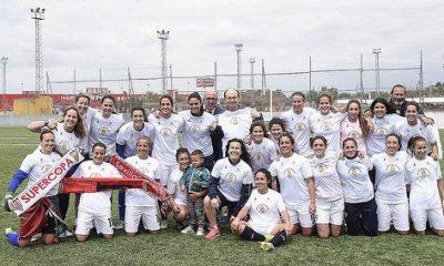 AionSur: Noticias de Sevilla, sus Comarcas y Andalucía 34023842490_d2e448b63f-400x240 El Sevilla Femenino, de Maribel Márquez y de la arahalense Ana Sánchez, campeón de Segunda División Deportes Fútbol