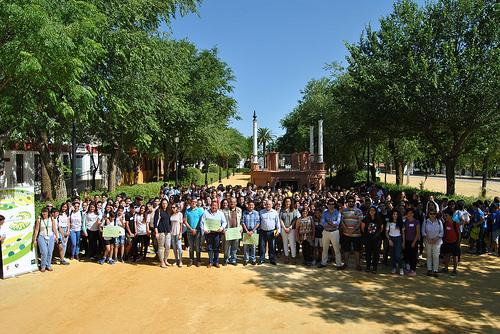 AionSur 34165130344_ae2d5c5d54 Sesión final de Parlamento Joven en La Puebla de Cazalla La Puebla de Cazalla Provincia