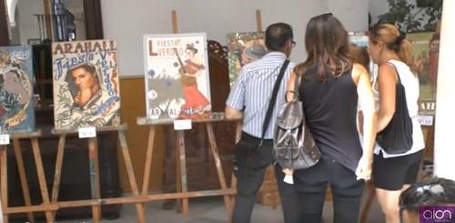 AionSur 34265063352_26ebbf174c El Ayuntamiento publica las bases para el concurso del cartel de Feria Arahal Feria de La Tapa