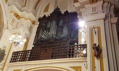 AionSur 34319989281_06388f2fec-400x240 El órgano de La Magdalena será restaurado en un proceso que durará un año Andalucía Arahal