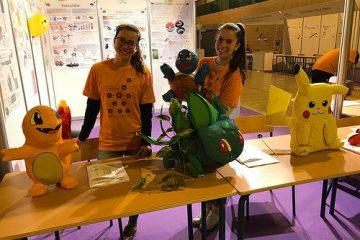 AionSur 34649757165_fd0b6a0deb-360x240 La Ciencia Pokemon del IES Campiña de Arahal triunfa en la Feria de la Ciencia de Sevilla Andalucía Arahal Sevilla