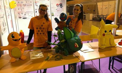 AionSur 34649757165_fd0b6a0deb-400x240 La Ciencia Pokemon del IES Campiña de Arahal triunfa en la Feria de la Ciencia de Sevilla Andalucía Arahal Sevilla