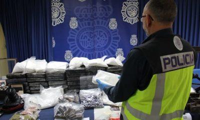 AionSur UDYCO-IV-010-400x240 La Policía Nacional detiene a diez personas dedicadas al tráfico de drogas y se incauta de 22 kilos de cocaína Andalucía Cádiz Huelva Sevilla