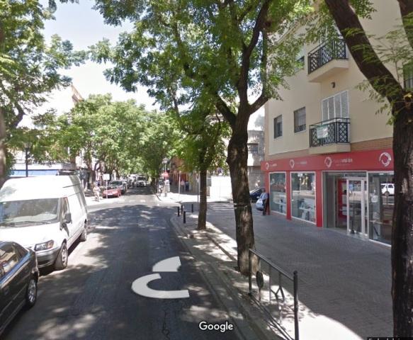 AionSur afan-de-ribera Cuatro personas de avanzada edad, heridos en un autobús metropolitano de Sevilla Sevilla