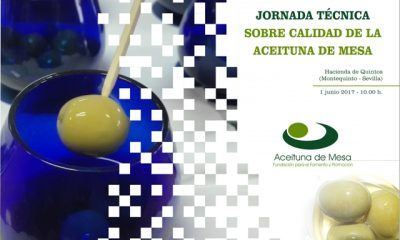 AionSur diptico-fundacion-jornada-2017-400x240 La calidad de la aceituna, a debate en la Hacienda de Montequinto Dos Hermanas Provincia