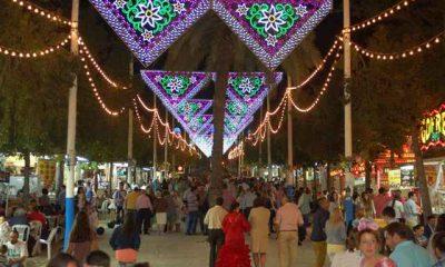 AionSur feria-de-carmona-400x240 Más de 100.000 bombillas iluminarán mañana la Feria de Carmona que contará con sala de lactancia y wifi gratuita Carmona Provincia