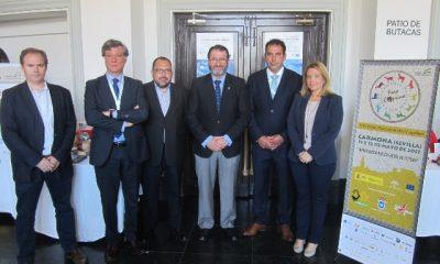 AionSur inauguración-foro-caprino-CARMONA-400x240 Más de 200 profesionales se reúnen en Carmona para debatir el futuro del sector ganadero caprino Carmona Provincia