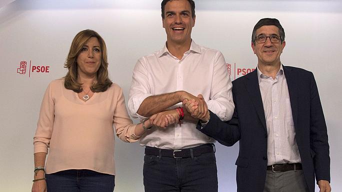 AionSur primarias-psoe Primarias PSOE: un golpe de democracia y coherencia política Análisis Opinión