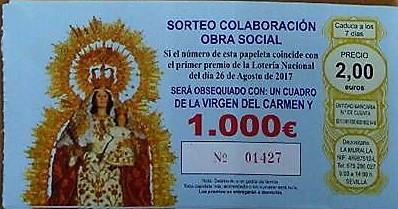 AionSur 34599722153_0d0b412c9d Ojo si ha comprado papeletas de una asociación de Marchena: pueden ser falsas Marchena
