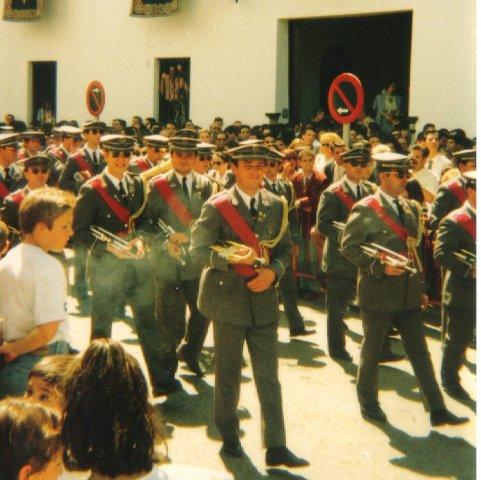 AionSur DBUvOTPW0AAdiv0 Los veteranos de la Santa María Magdalena ensayan para comenzar de nuevo a tocar Arahal Cultura Provincia