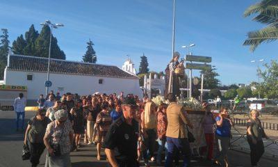 AionSur DSC_00652-400x240 Las mujeres no portarán a San Antonio a la vuelta de la Parroquia por 'faltar el respeto a la imagen' Arahal Cultura Provincia