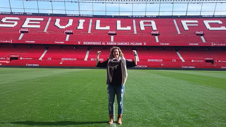 AionSur ana-bernal El Sevilla Femenino de Maribel Márquez y la arahalense Ana Sánchez vuelve a Primera División Deportes Fútbol