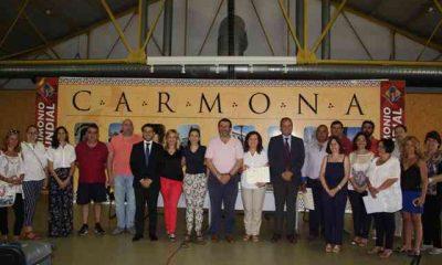 AionSur curso-formación-CARMONA-400x240 Concluye el curso de formación laboral para desempleados con capacidades especiales Carmona Provincia