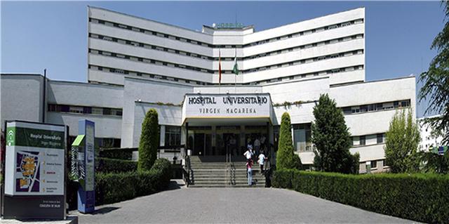 AionSur hospital-macarena1 Un paciente del Virgen Macarena, aislado por sospechas de coronavirus Salud Sevilla