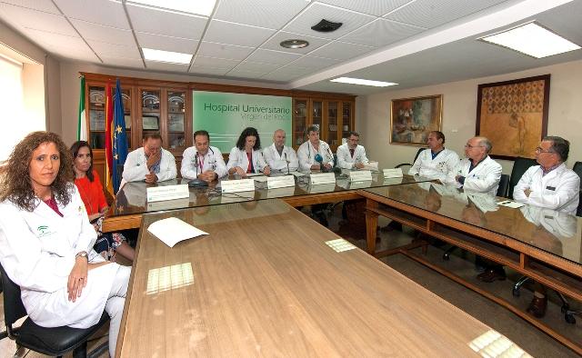 AionSur virgen-rocío-unidades El Virgen del Rocío, tercer centro sanitario público con 17 unidades de referencia nacional Salud