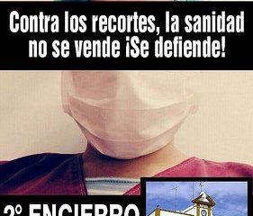 AionSur 34903628933_3880e362e9-281x240 Alcalde y concejales de la Roda de Andalucía se encierran contra los recortes en sanidad La Roda de Andalucía Provincia Sin categoría
