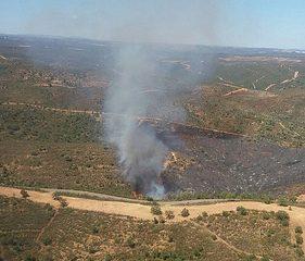AionSur 35287307594_2690f3b1bd-281x240 El incendio de Aznalcóllar arrasó 38 hectáreas de matorral Sucesos