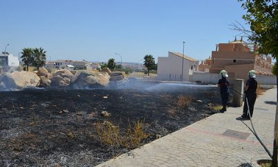 AionSur 35897550120_c912f9e69e-400x240 Sofocado un incendio de pastos secos en el casco urbano de Gerena Gerena