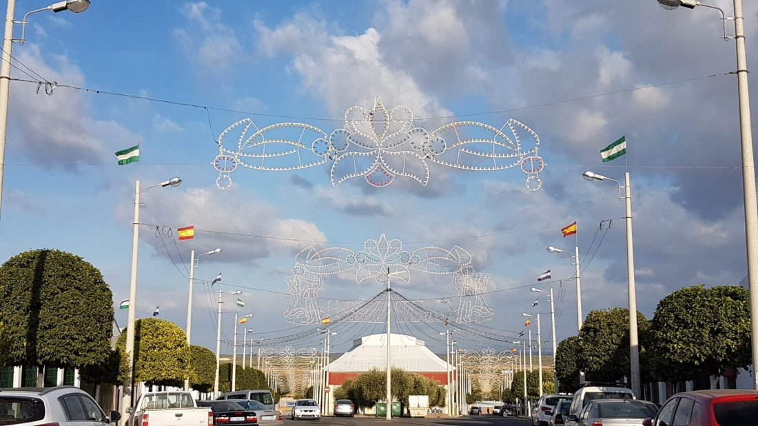 AionSur 20170828_194000 La vida de Arahal se traslada al recinto ferial Feria del Verdeo