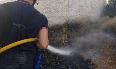 AionSur 20799164_1716685091968412_1449914845994511898_n-400x240 Dos incendios en pastos y en una nave industrial, últimas intervenciones de los bomberos de Arahal Sucesos