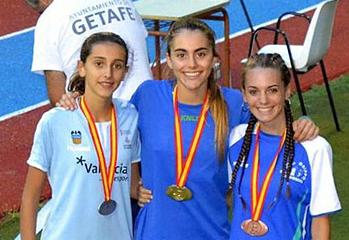"""AionSur 36302958236_6cbe2c05fc_o-349x240 Valme Prado: """"Conseguir esa medalla tan deseada, defendiendo los colores de mi país, era un sueño"""" Atletismo Deportes"""