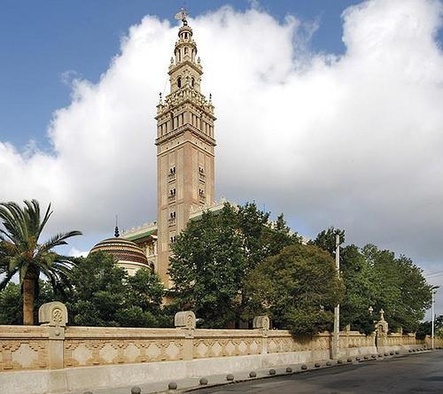 AionSur 36731219745_56b6fcfd9d La Giralda de Sevilla, un monumento único... con varias copias en el mundo Sociedad