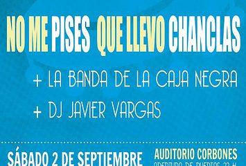 """AionSur 36890887595_d288aa212a-355x240 """"No me pises que llevo chanclas"""" actuará en la previa de la Feria La Puebla de Cazalla Provincia"""