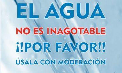 AionSur FOTO-EL-AGUA-NO-ES-INAGOTABLE-400x240 Plan Écija inicia una campaña por el buen uso del agua Medio Ambiente