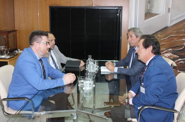 AionSur 170928_Asemesa-1 La Junta reclama una defensa del sistema de ayudas de la UE ante la denuncia de EEUU al sector de la aceituna de mesa Sevilla