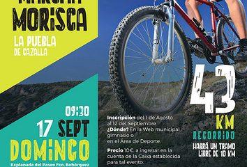 AionSur 36389365723_728ee2b6df-354x240 La Puebla acoge su IV Marcha BTT Ciclismo Deportes