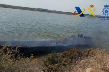 AionSur Foto-2-360x240 Incautadas más de dos toneladas de hachís a un grupo de narcos en la costa de Huelva Huelva