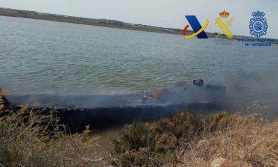 AionSur Foto-2-400x240 Incautadas más de dos toneladas de hachís a un grupo de narcos en la costa de Huelva Huelva