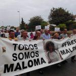 Maloma Morales da a luz a una niña en el Sahara, donde su familia denuncia que sigue secuestrada
