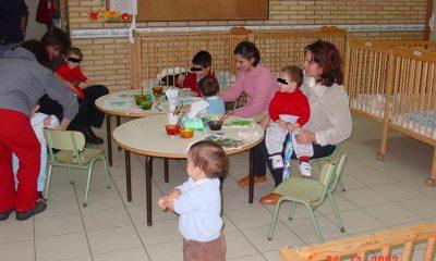 AionSur Niños_Colegio2-400x240 Educación hará convocatoria extraordinaria ayudas escolarizar para menores de 3 años Educación