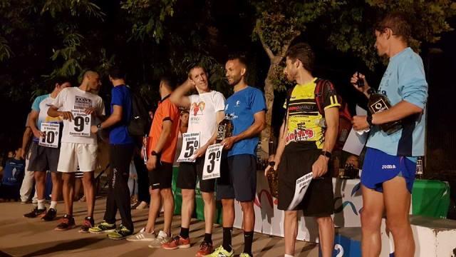 AionSur cross-web Cristóbal Ortigosa y María Belmonte, ganadores del 34º Cross Urbano El Verdeo Atletismo Deportes
