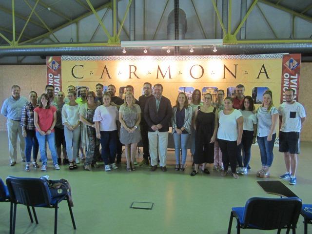 AionSur estudiantes-comarca-erasmus Estudiantes de Carmona, Mairena y El Viso realizarán prácticas en empresas europeas Carmona