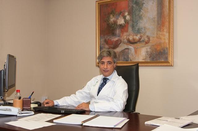 AionSur 1Q8J1050 Felipe Pareja es el nuevo Director Médico del Hospital Universitario Virgen del Rocío Salud