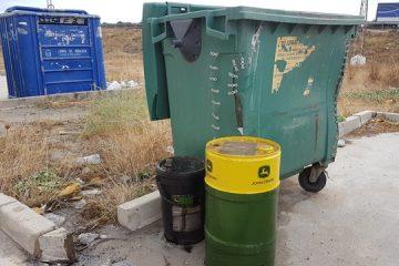 AionSur 20171018_173749-360x240 Un empresario denuncia la aparición de bidones llenos de aceite industrial usado en La Cantarería Medio Ambiente