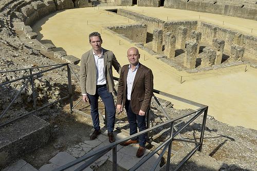 AionSur 37702952906_4f33de7b24 Fernando Panea ya ejerce como nuevo director de Itálica Cultura