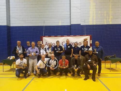 """AionSur 37729714211_6ea55fc395 La Asociación """"Cinco doble""""  de Arahal logra el subcampeonato de España de dominó Deportes"""