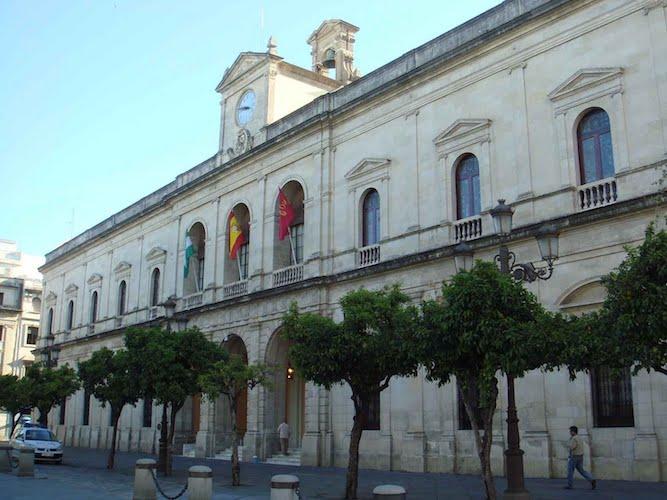 AionSur Ayuntamiento-de-Sevilla-004-Fachada-Plaza-Nueva Fijado para el jueves el pleno monográfico sobre el estado de la ciudad de Sevilla Sevilla