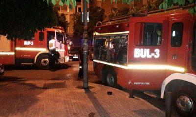 AionSur Bomberos-400x240 Mueren dos personas en un incendio en un piso de Sevilla Sevilla Sucesos  destacado