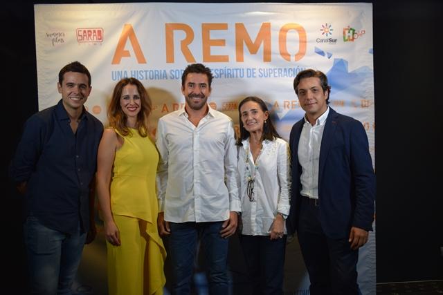 AionSur DSC_0491 Se estrena 'A remo' un documental que narra la historia de una travesía entre Huelva y Cancún Huelva