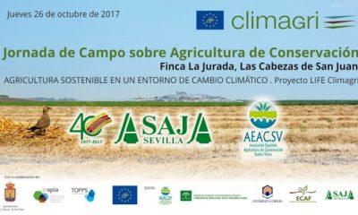 AionSur Foto_Noticia_Jornada_climagri_V11-400x240 Andalucía lidera un proyecto europeo para la mitigación y adaptación de la agricultura al cambio climático en la cuenca mediterránea Agricultura